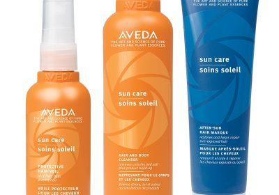 Aveda bietet den optimalen Sonnenschutz für die Haare